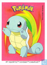 #7 Squirtle/Schiggy/Carapuce