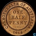 Australie ½ penny 1914 (London)