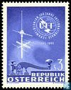 Postage Stamps - Austria [AUT] - 100 years of ITU