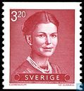 Postage Stamps - Sweden [SWE] - Queen Silvia of Sweden