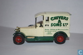 1927 Talbot Van 'Chivers & Sons Ltd.'