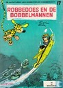 Comic Books - Spirou and Fantasio - Robbedoes en de Bobbelmannen