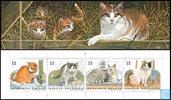Briefmarken - Belgien [BEL] - Cats