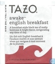 awake english breakfast