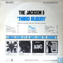 Disques vinyl et CD - Jackson 5, The - Third Album