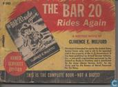 The bar 20 rides again