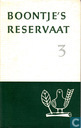 Boontje's reservaat 3