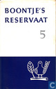 Boontje's reservaat 5