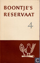 Boontje's reservaat 4