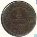 Brits-West-Afrika 3 pence 1938 (KN)