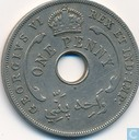 Brits-West-Afrika 1 penny 1947 (H)