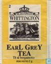 Theezakjes en theelabels - WhittingtoN -  2 Earl Grey Tea