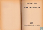 Books - Miscellaneous - Abel Gholaerts