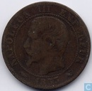 France 5 centimes 1853 (W)