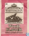 Theezakjes en theelabels - WhittingtoN - 36 Wood Flavour
