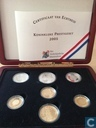 "Netherlands ""Royal prestige set"" 2005"