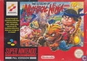 The Legend of Mystical Ninja