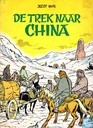 Comic Books - Theophiel Verbist - De trek naar China
