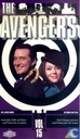 DVD / Video / Blu-ray - VHS videoband - The Avengers 15