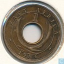 Oost-Afrika 1 cent 1956 (H)