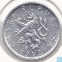 Czech Republic 10 haléru 1995