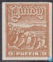Lundy - Puffin - 1939