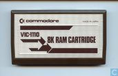 8K RAM Cartridge VIC-1110