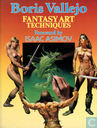 Fantasy Art Techniques by Boris Vallejo