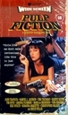 DVD / Video / Blu-ray - VHS video tape - Pulp Fiction