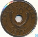 East Africa 10 cents 1936 (KN)