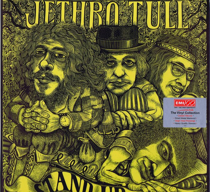 Jethro Tull - Waiting For The Dark Ages