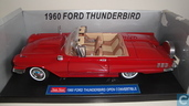 Ford Thunderbird Open Convertible