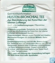 Husten-Bronchial Tee