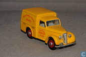 Commer 8CWT Van 'many happy returns 60 years dinky'