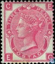 Koningin Victoria- Grote letters
