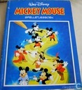 Mickey Mouse spelletjesboek