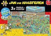3 X puzzles voetbal Duitsland