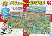 3 X puzzles voetbal Engeland