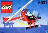 Lego 6531 Flame Chaser