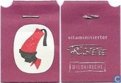 Tea bags and Tea labels - Julius Meinl - Wildkirsche