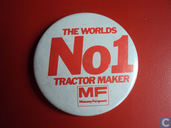 The worlds No1 Tractor Maker MF