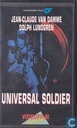 DVD / Video / Blu-ray - VHS video tape - Universal Soldier