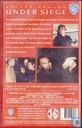 DVD / Video / Blu-ray - VHS video tape - Under Siege