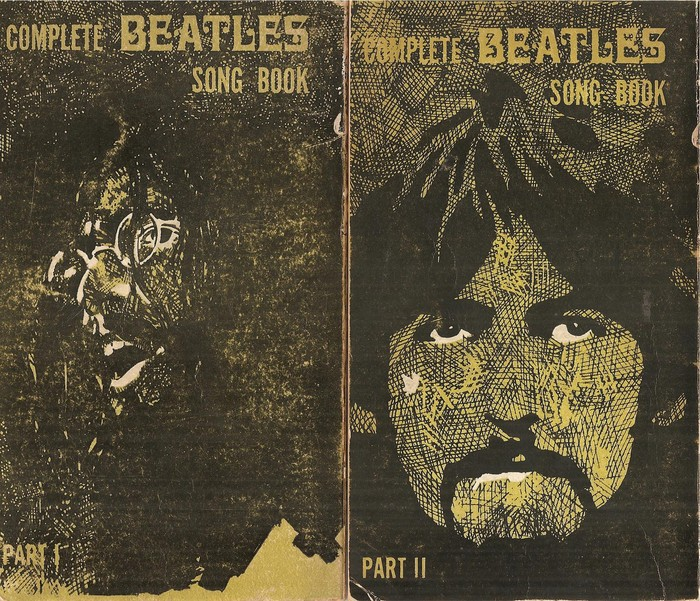 Philippines; He She. Beatles Song Book with Guitar Chords – 2 parts ...