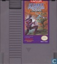 Video games - Nintendo NES (Nintendo Entertainment System) - Street Fighter 2010: the Final Fight