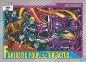 Fantastic Four vs Galactus