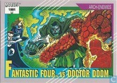 Fantastic Four vs Dr.Doom