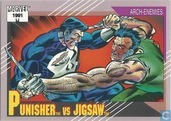 Punisher vs Jigsaw