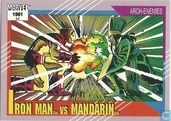 Iron Man vs Mandarin