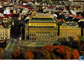 Prag - Nationaltheater